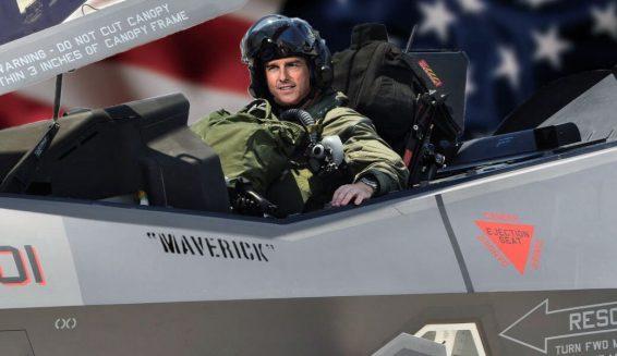 Inicia el rodaje de la película Top Gun 2 con Tom Cruise