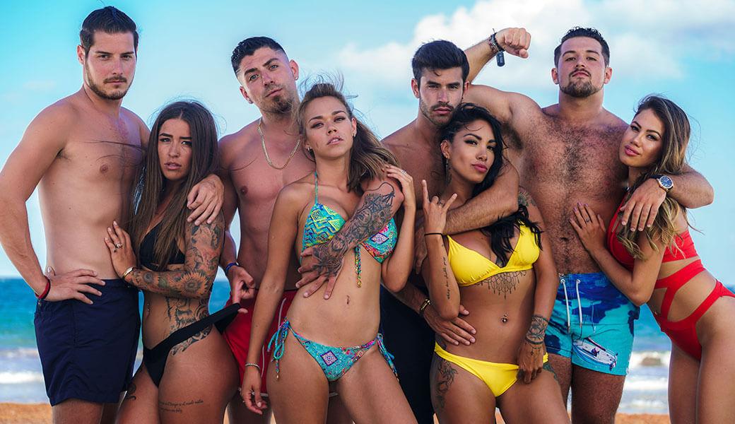 MTV presenta 'La Venganza de los Ex', nuevo reality producido en México