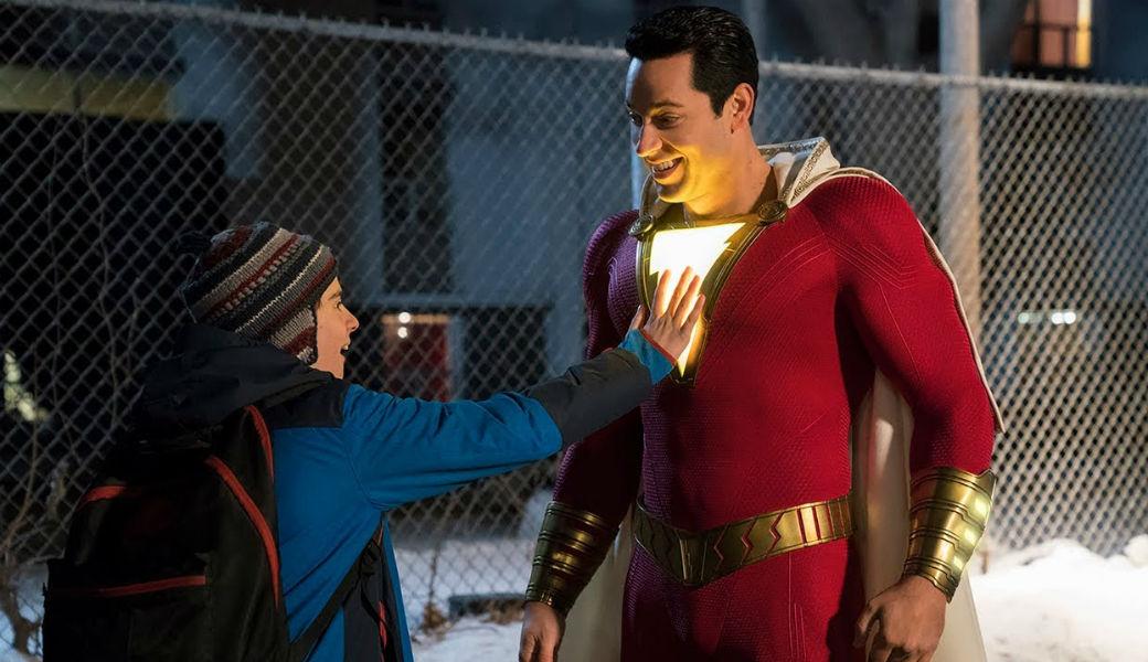 Warner Bros revela trailer de la película 'Shazam'