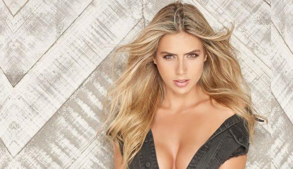 Ana Sofía Henao es la nueva imagen de importante marca de Jeans