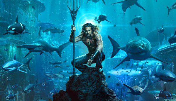 Warner Bros revela trailer de la película 'Aquaman'