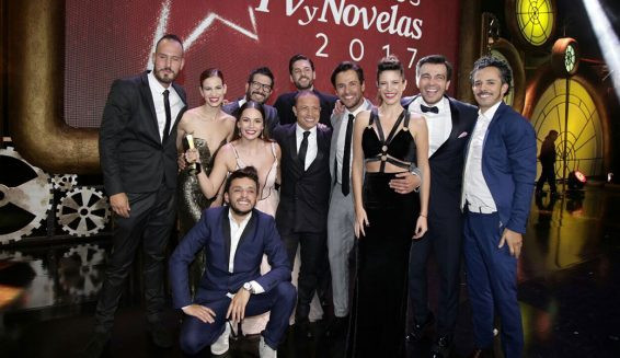 Estos son los nominados a los Premios TVyNovelas 2018