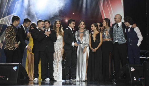 Lista completa de ganadores de los Premios TVyNovelas 2018