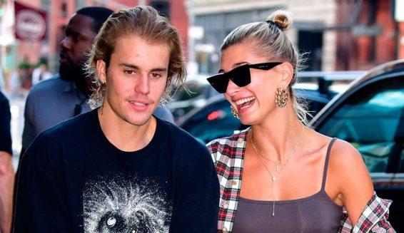 Confirmado: Justin Bieber sí se casó con Hailey Baldwin