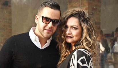 Kimberly Reyes anuncia su matrimonio con Federico Severini