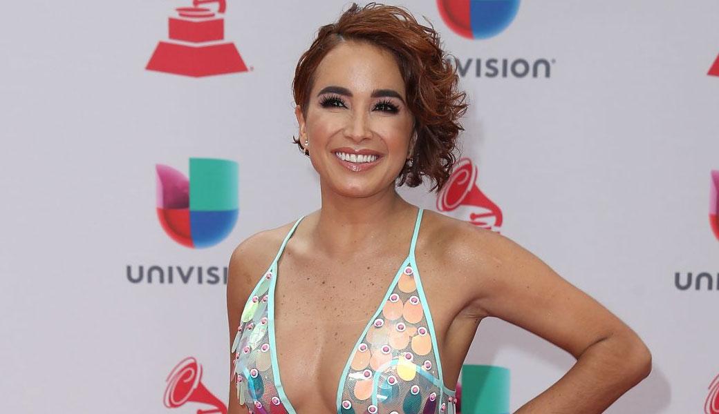 Así se ve Majida Issa en la serie de la vida de Alejandra Guzmán