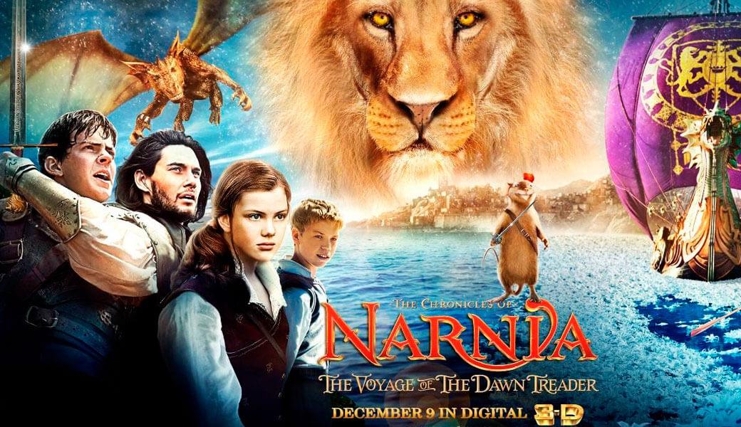 Netflix producirá nuevas películas y serie de 'Las crónicas de Narnia'