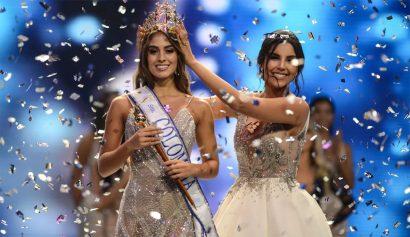 Valeria Morales es la nueva Señorita Colombia 2018