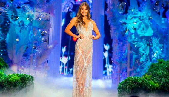 Señorita Colombia se opone a transexual en Miss Universo