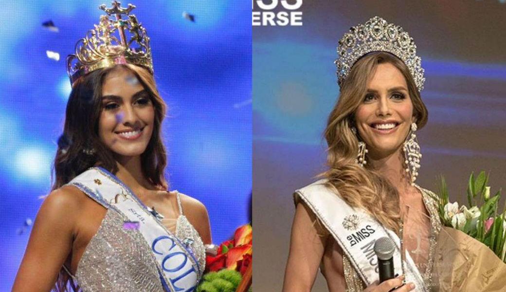 Miss Colombia y Miss España compartirían habitación en Miss Universo
