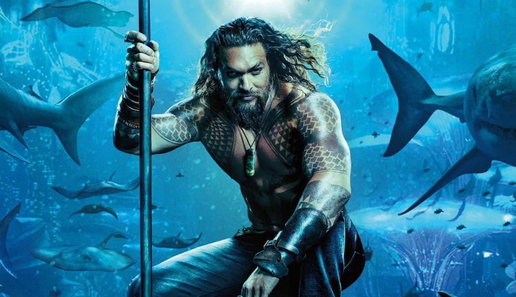 Críticas de 'Aquaman' la sitúan como la mejor película de superhéroes del año
