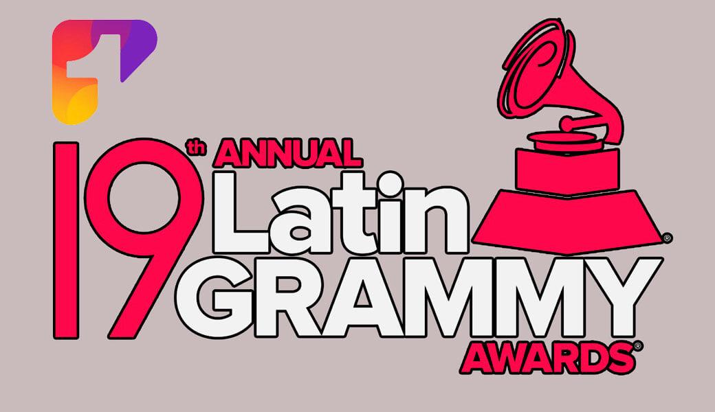 Canal 1 transmitirá la ceremonia de los Latin Grammy en vivo