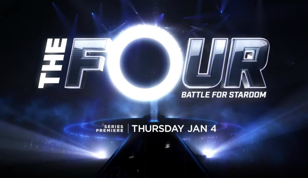 Así es 'The Four: Los cuatro finalistas', nuevo concurso del Canal 1