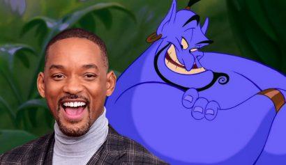 Will Smith recibe críticas por su papel de 'Genio' en la cinta 'Aladdin'