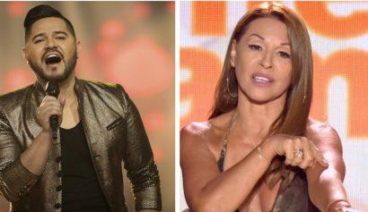 Imitador de 'Jessi Uribe' en Yo me llamo tildó de loca a Amparo Grisales