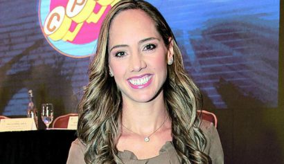 Camila Zuluaga es la nueva presentadora del Canal Caracol