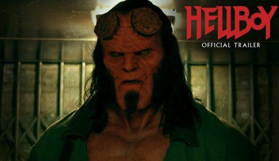 Lionsgate revela el primer trailer de la nueva película de 'Hellboy'