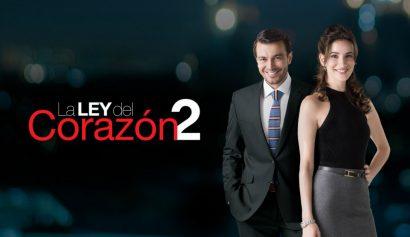 'La ley del corazón 2' será emitida por el canal Telemundo