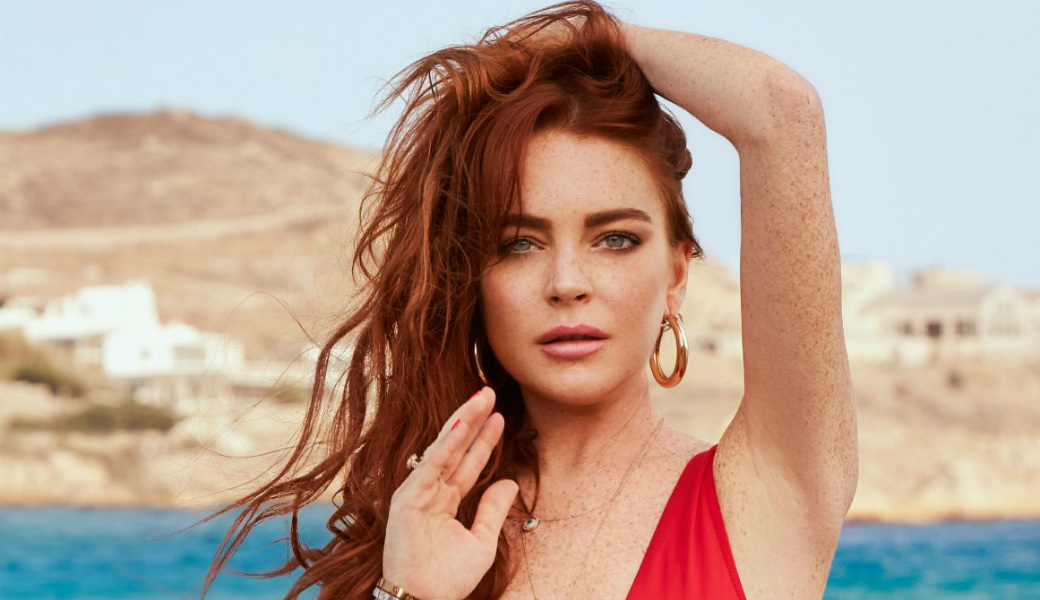 MTV revela fecha de estreno del reality de Lindsay Lohan