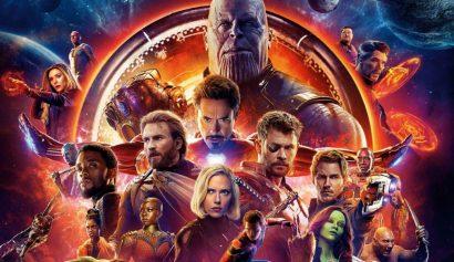 Avengers Infinity War fue la película más vista del 2018