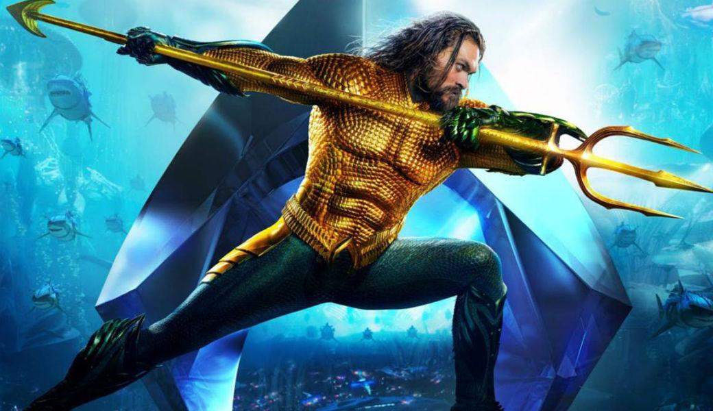 'Aquaman' rompe nuevo récord en la taquilla mundial