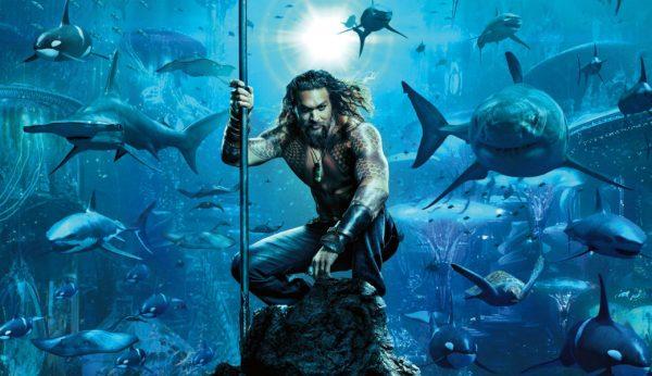 'Aquaman' lidera la taquilla americana por tercera semana consecutiva
