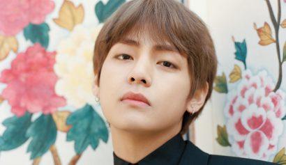 V de BTS lanza la canción 'Scenary' su primera canción en solitario
