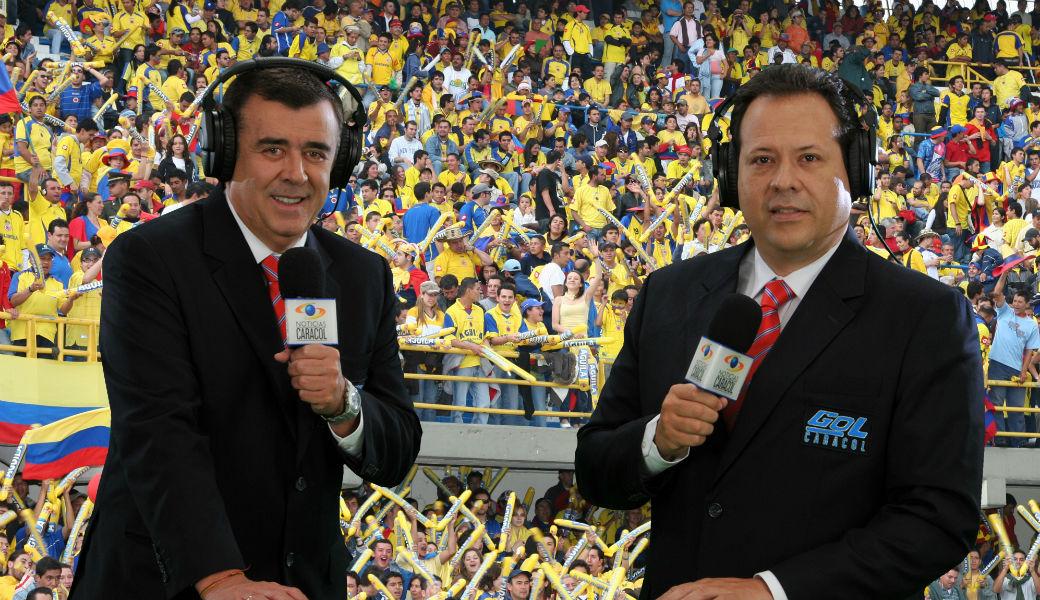 Javier Fernández revela por qué se retiró del Canal Caracol