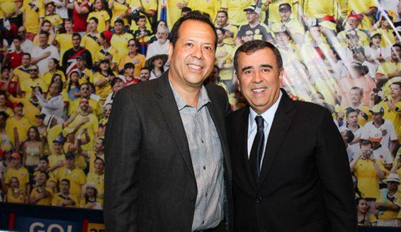 Javier Fernández Franco se retira del Canal Caracol