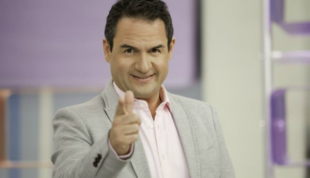 Mauricio Vélez también renunció a 'Día a Día' del Canal Caracol