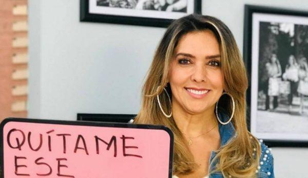 Video: Llorando, Monica Rodríguez se despide de 'Día a Día'.